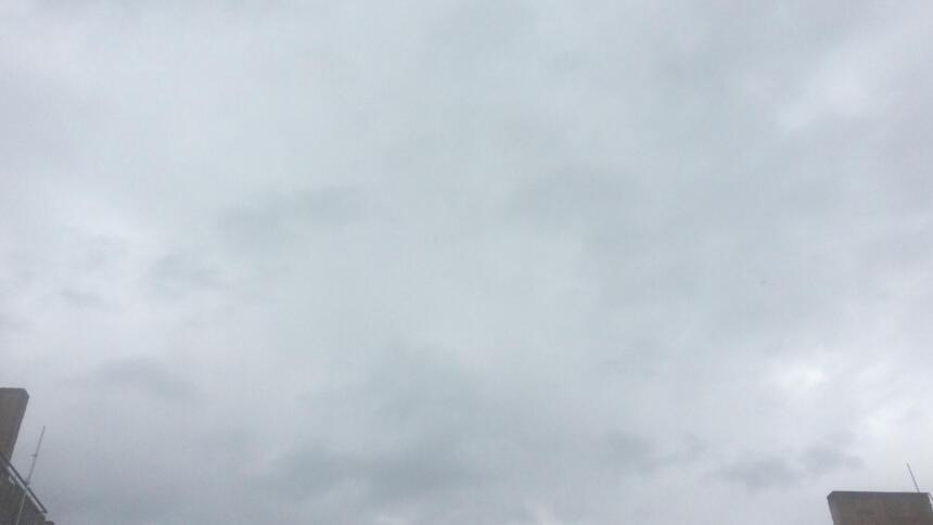 Wolken über Berlin
