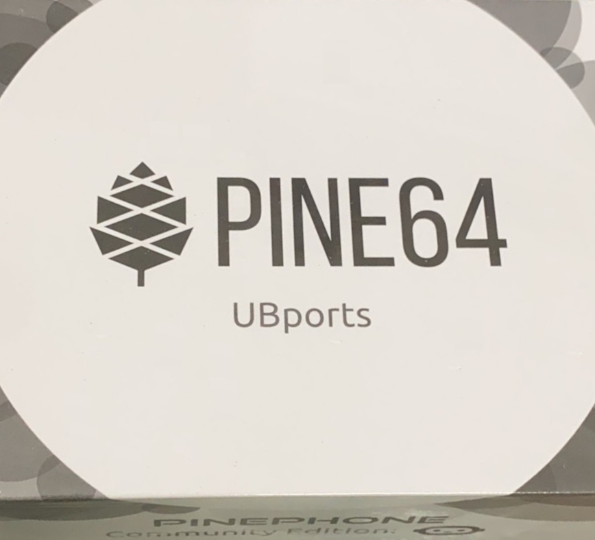 pine phone verpackung