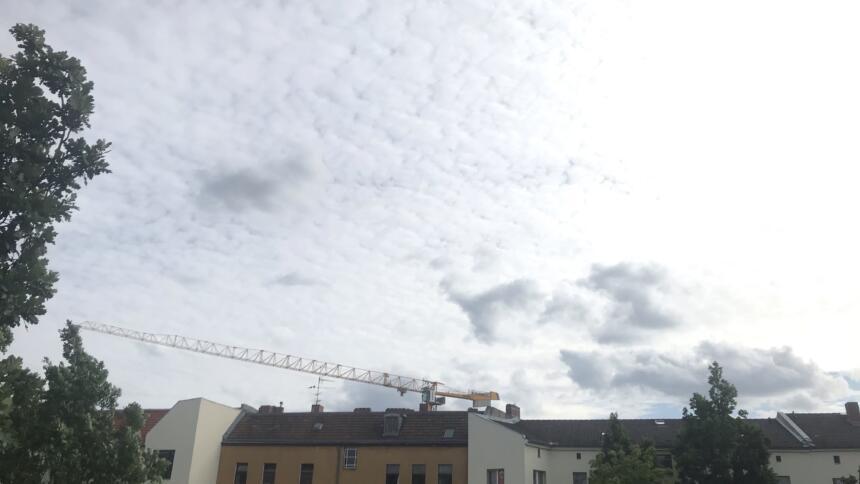 Himmel Kran Berlin