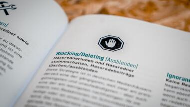 Lexikoneintrag zu Blocking/Deleting