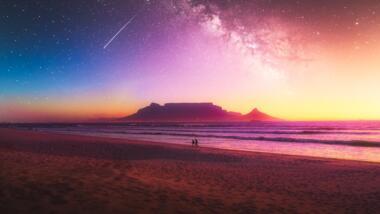 HD Wallpaper Kapstadt Tafelberg