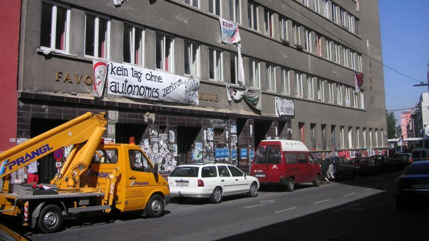 Ernst-Kirchweger-Haus in Wien.