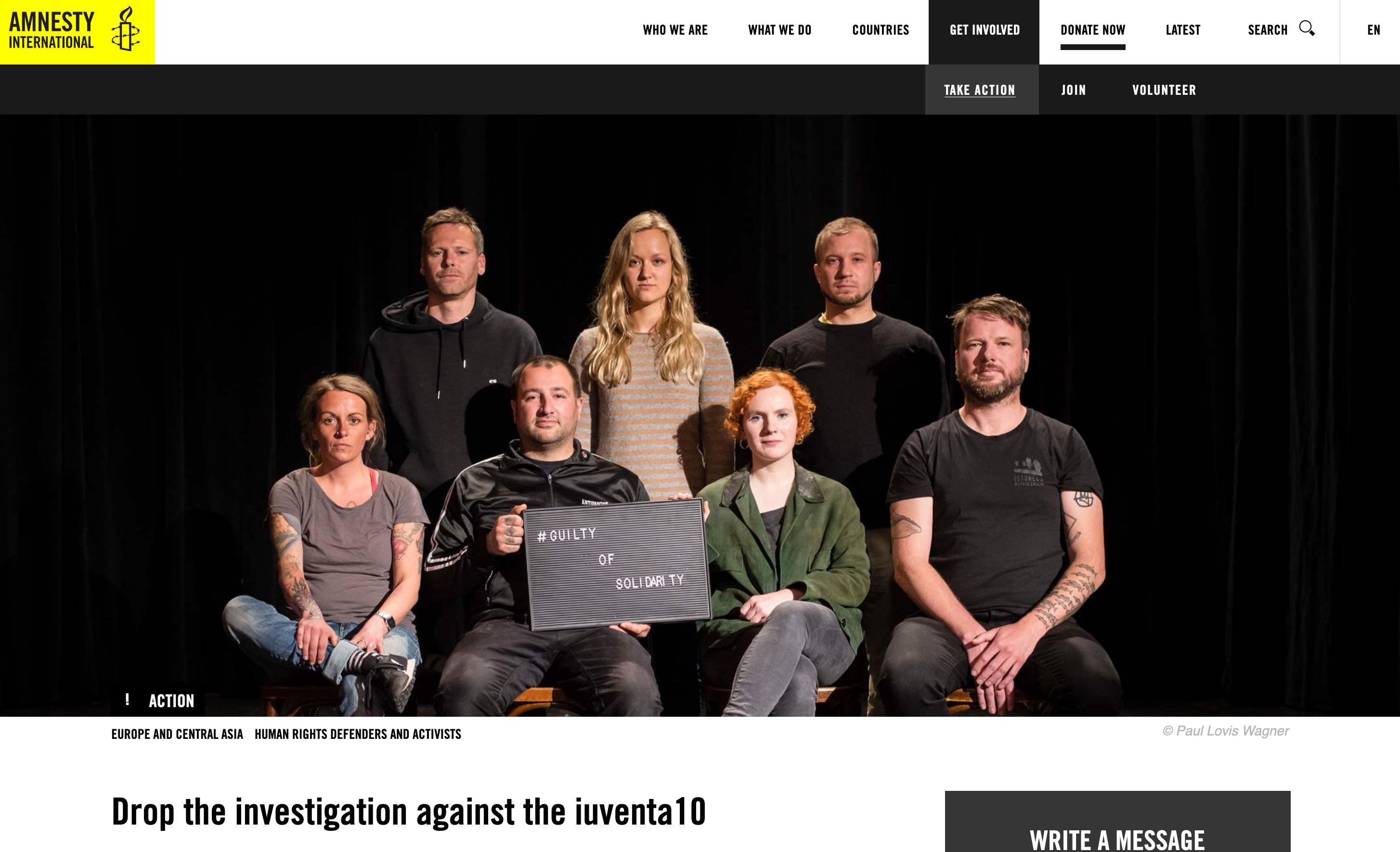 screenshot amnesty-kampagne