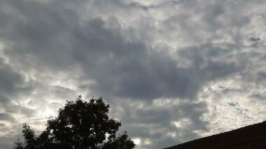 Wolkiger Himmel
