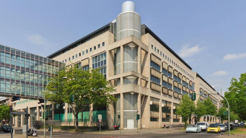 Berliner LKA-Gebäude
