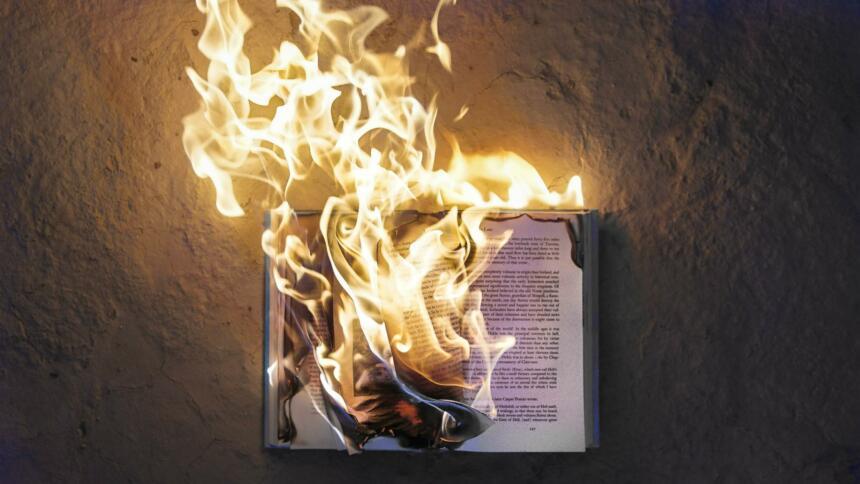 Facebook brennt