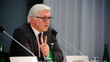 Gesetz zur Bekämpfung von Rechtsextremismus und Hasskriminalität Steinmeier