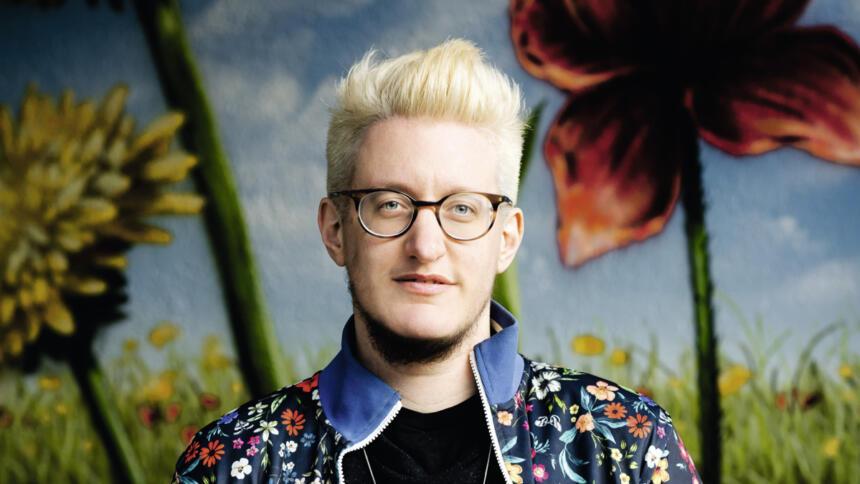 Porträt Linus Giese