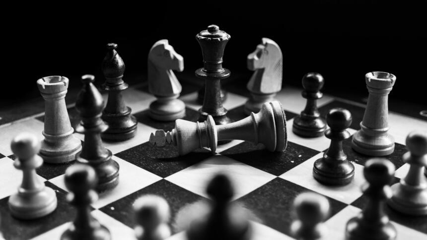 Strategie und Spiel