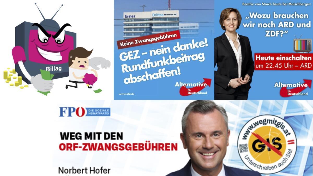No-Billag, Hofer, von Storch