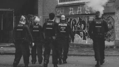 Zugriffsrechte für die Polizei