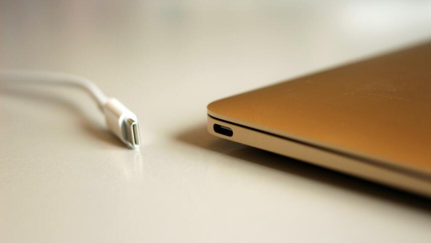 USB-C als einheitlicher Standard für alle Geräte?