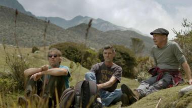 Der Filmemacher Sobo Swobodnik hat Thomas Walter und die anderen beiden vom BKA Gesuchten in Venezuela porträtiert.