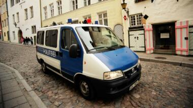 Polizei in Estland