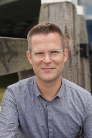 Headshot Paul Keller