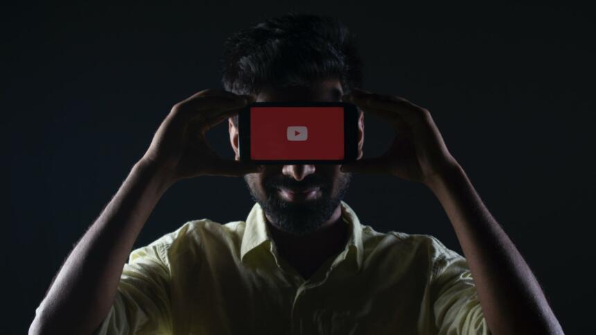 Youtube Empfehlungen