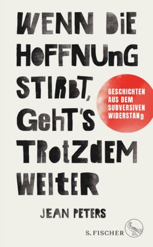 """Cover des Buchs """"Wenn die Hoffnung stirbt, geht's trotzdem weiter"""""""