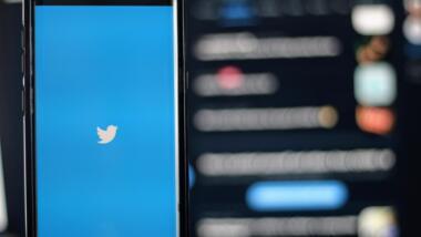 Twitter zu benutzen könnte in Russland für Unmut sorgen.