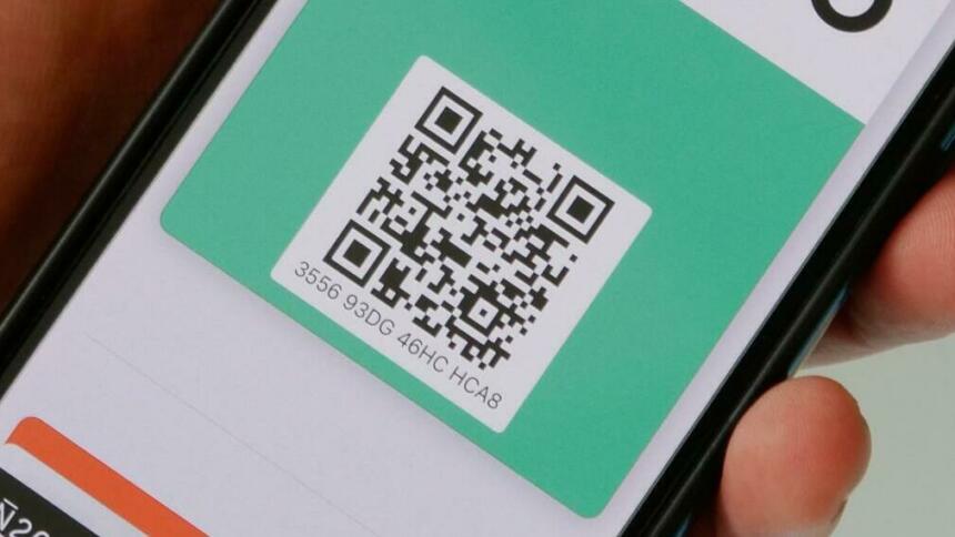 Der digitale grüne Nachweis der EU