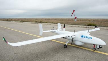 """Die """"AR5"""" fliegt vor allem für die EU-Küstenwachen."""