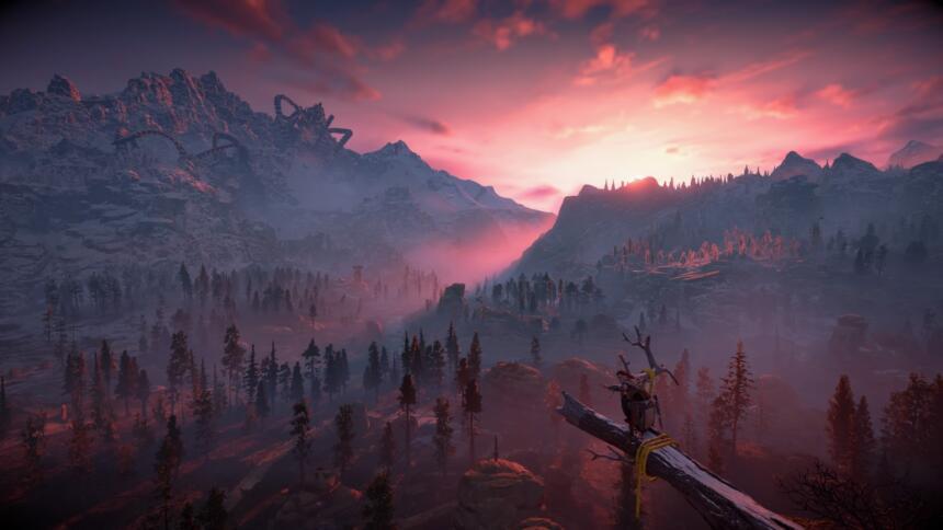 Gaming kann ein Ausflug in ein virtuelles Naherholungsgebiet sein