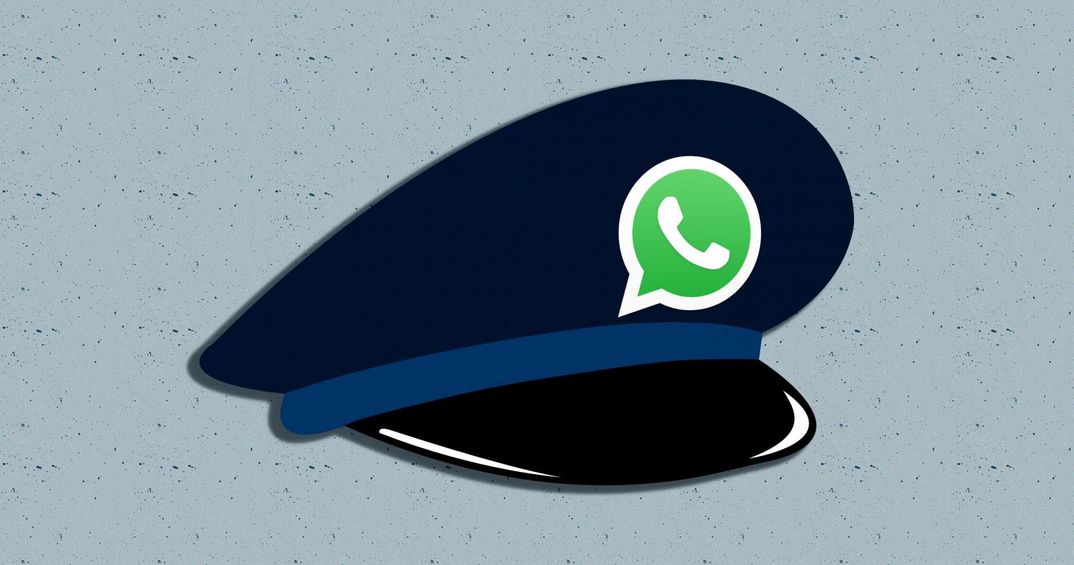 Ohne Staatstrojaner Polizei Und Geheimdienste Konnen Whatsapp Mitlesen