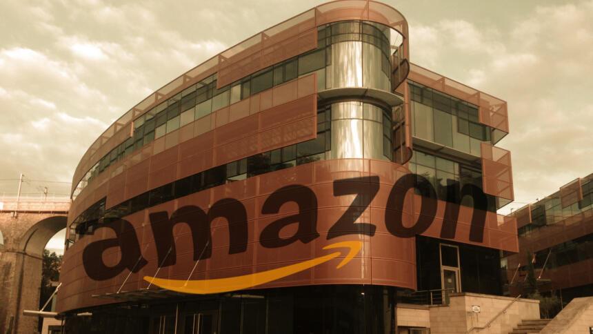 Amazons Europa-Hauptquartie