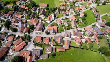 Häuser in Bayern