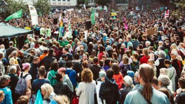 Demonstration in Nürnberg 2019