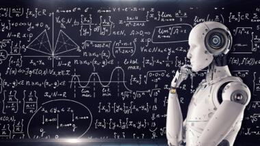 Algorithmen können Rechenaufgaben lösen und auswerten.