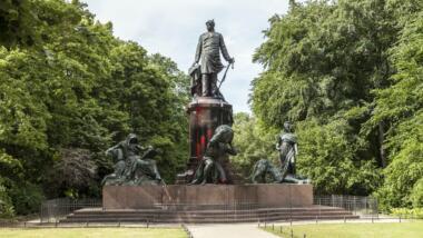 Bismarck-Denkmal in Berlin