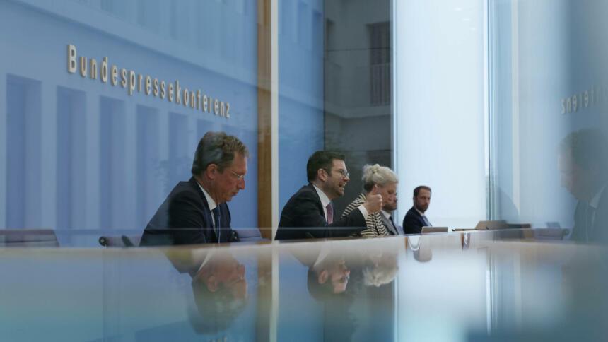 FDP in Bundespressekonferenz