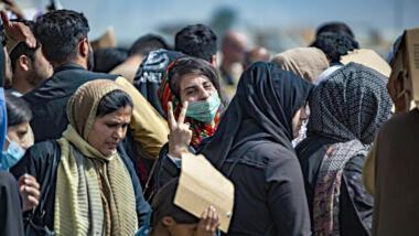 Flucht vor den Taliban