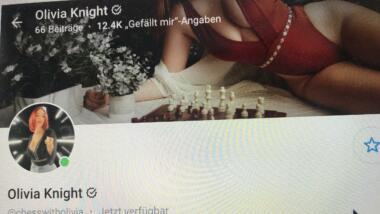 Screenshot eines OnlyFans-Accounts