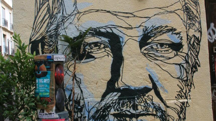 Street Art Assange