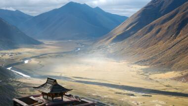Kloster in Tibet