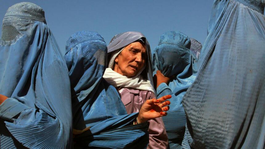 Frauen in Afghanistan