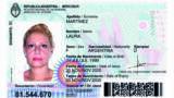 Argentinischer Personalausweis
