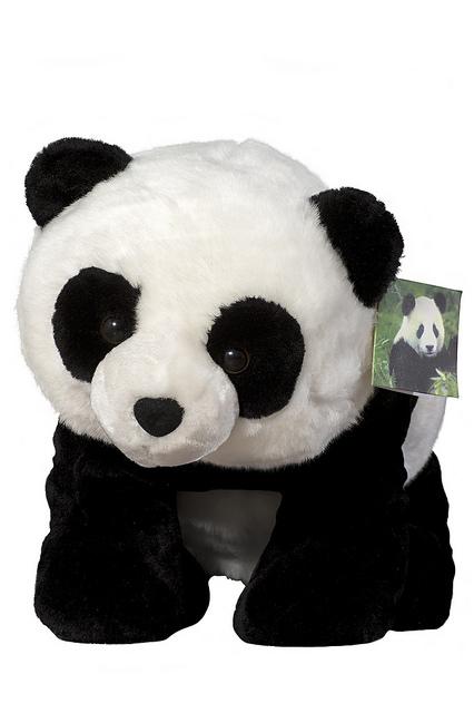 P2P (Panda-to-Panda) (Bejing), 2015. Jacob Appelbaum and Ai Weiwei CC BY-NC-SA 2.0