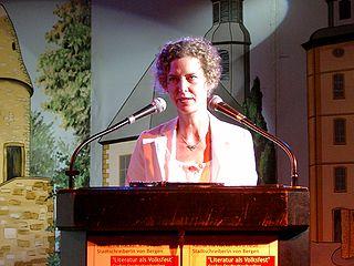 Katharina Hacker (von NetzJ, via Wikimedia Commons)
