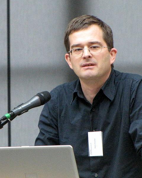 Felix Stalder (Foto: Ziko van Dijk, CC BY-SA 3.0)