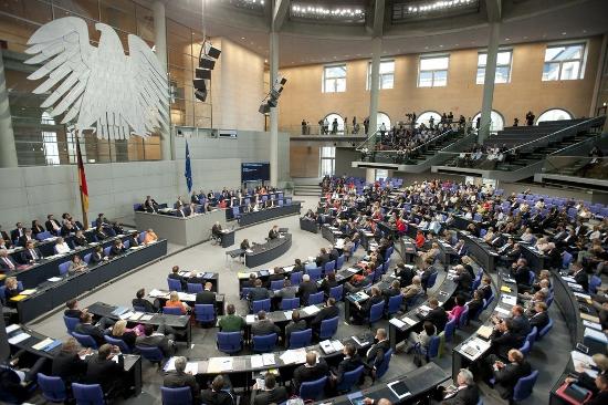 Der Bundestag hat dem Anti-Terror-Paket am Freitagnachmittag zugestimmt.