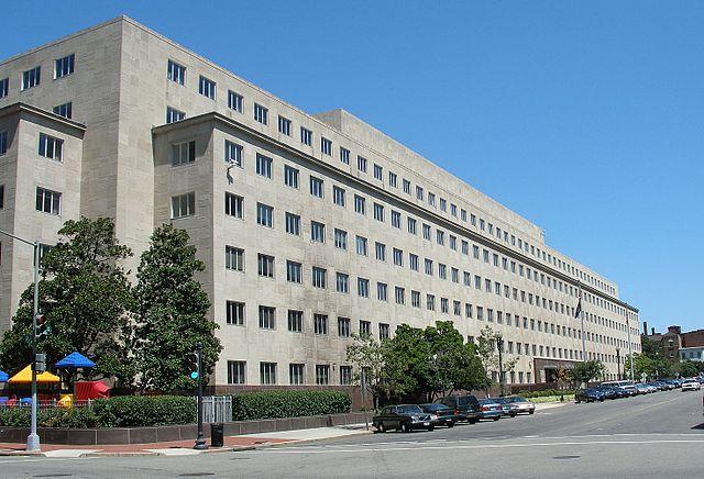 GAO-Sitz in Washington D.C. (CC BY-SA 3.0)