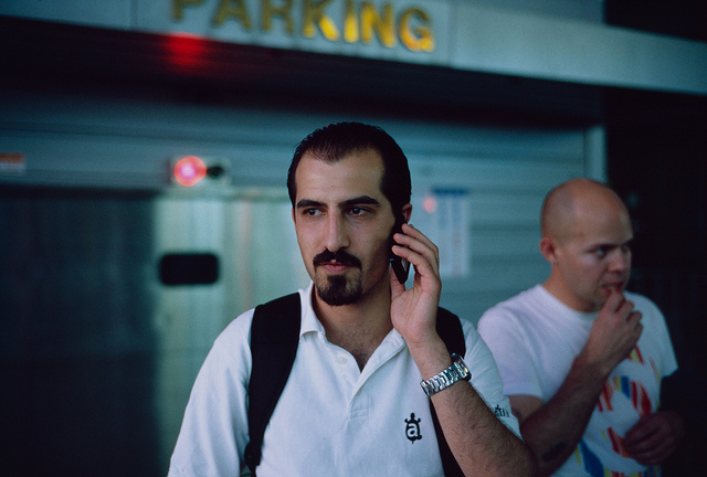 Bassel Khartabil | CC BY 2.0 by Christopher Adams