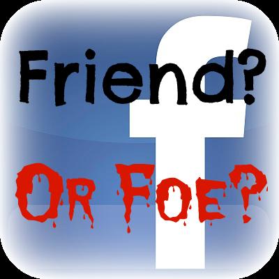 facebook friend foe
