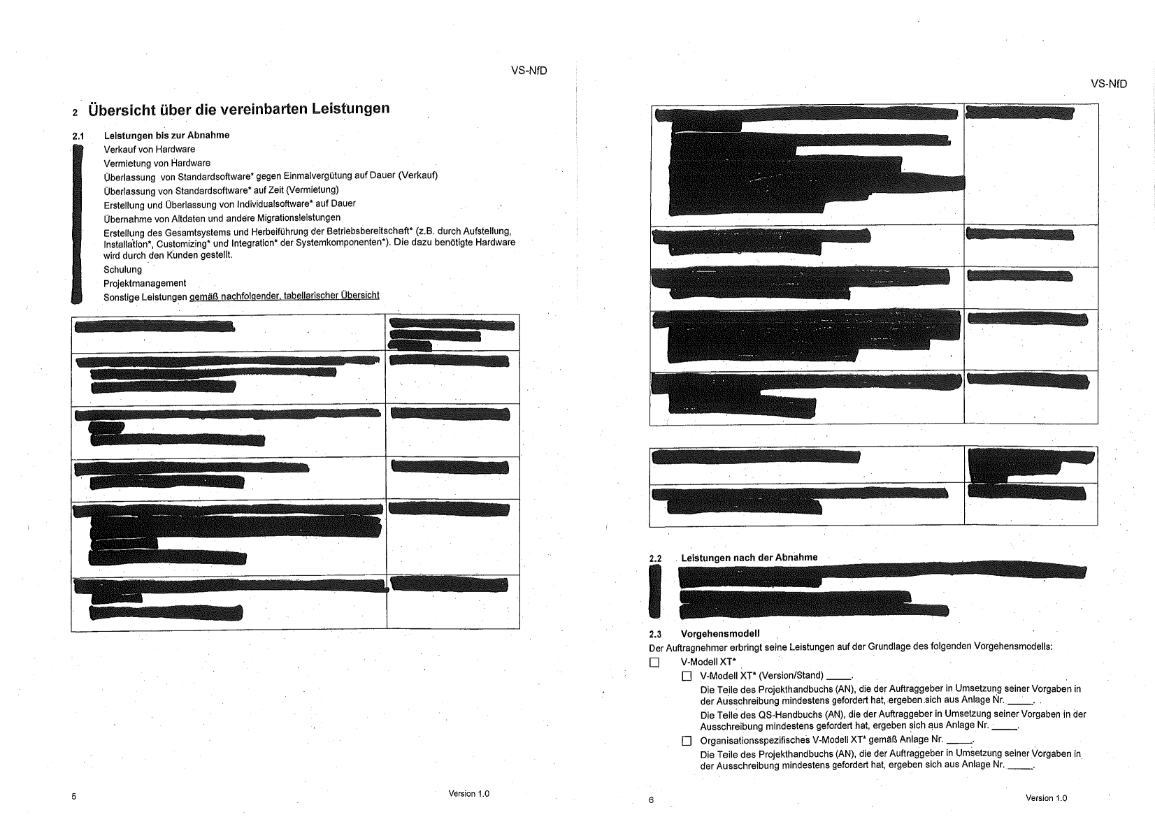 Vertrag des BKA über Kauf von FinSpy.