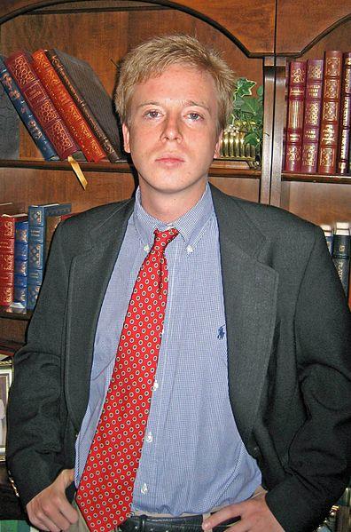 Barrett Brown im Jahr 2007. Bild: Karen Lancaster