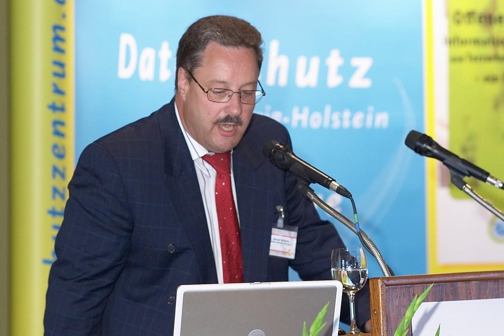 Dr. Bernd Köbele, Deutsche Telekom.