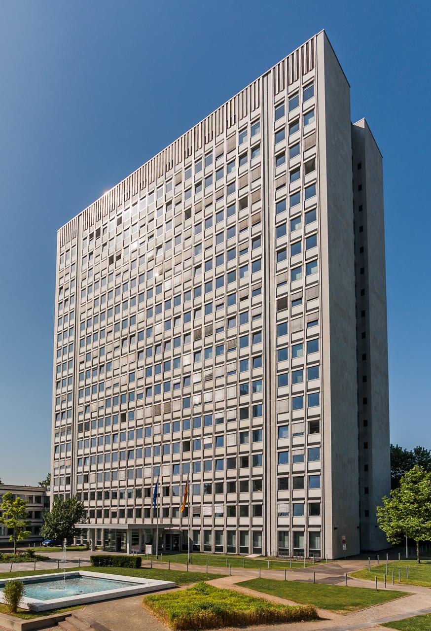 Durfte nicht zu viele Fragen stellen: Bundesnetzagentur in Bonn. Bild: Eckhard Henkel. Lizenz: Creative Commons BY-SA 3.0.