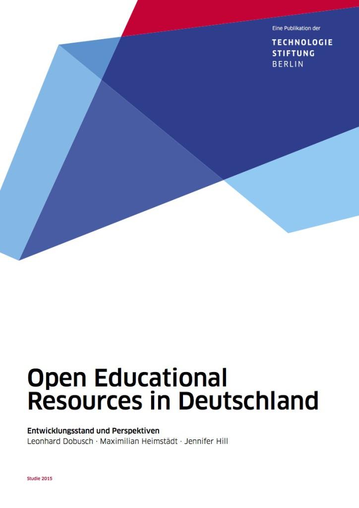 Cover-TSB-OER-Studie2015